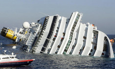 Более 40 человек пропали без вести после крушения круизного судна