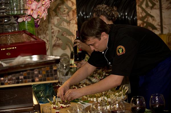 Новокузнецк, ресторан «Da Vinci»