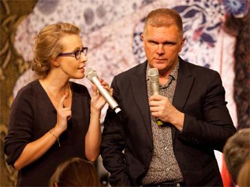 Ксения Собчак сообщила дату очередного митинга оппозиции.