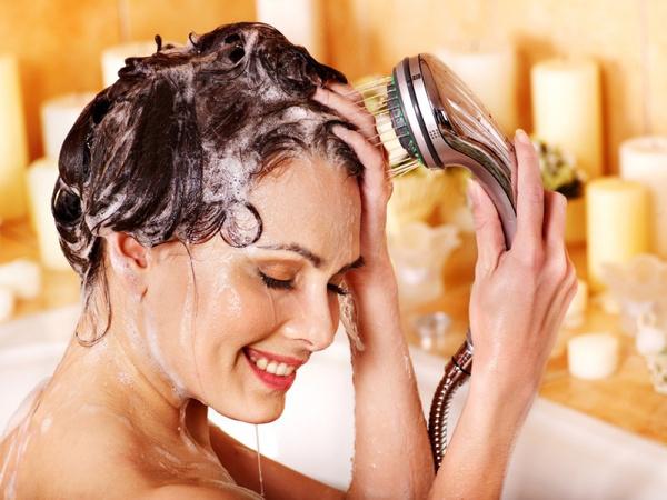 Тоник для волос: как смыть?