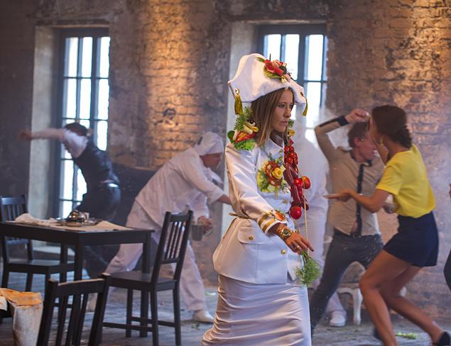 Битва ресторанов Ксения Собчак