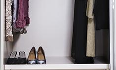 Идеальная уборка: 7 секретов гардеробной