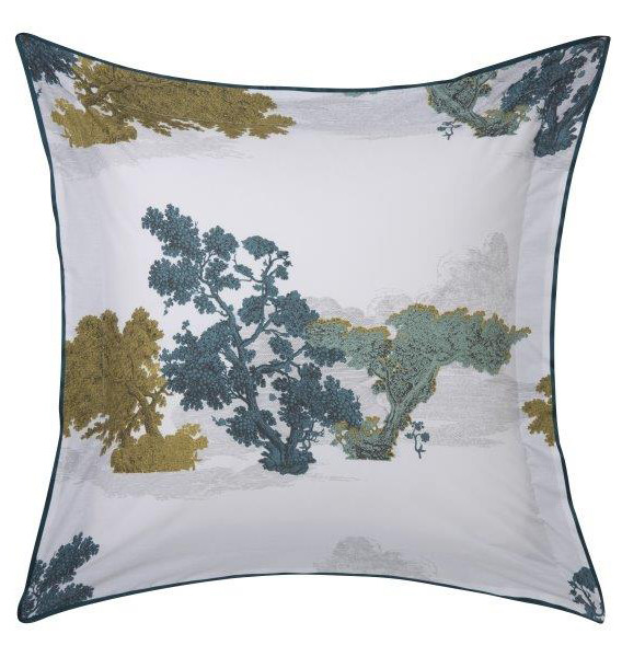 Новая коллекция постельного белья от Yves Delorme | галерея [1] фото [6]