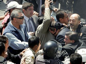Попытка государственного переворота в Эквадоре