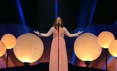 Дина Гарипова выступила на «Евровидении-2013»