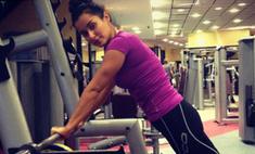 Фитнес со звездой: Тина Канделаки раскрыла секрет стройности