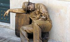 В Риме станет одной достопримечательностью меньше: власти запретят «живые статуи»