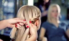 Плетение кос пошагово: фото, видео, схемы