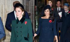 Кейт и Меган придется провести вместе Рождество