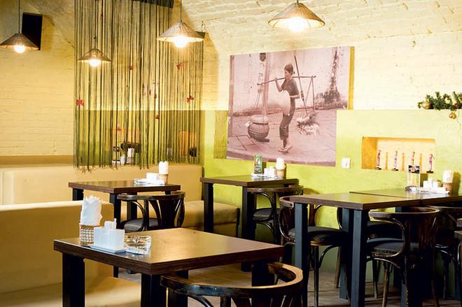 азиатские рестораны в москве