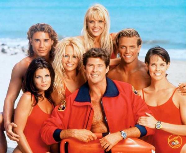 «Спасатели Малибу»: а у нас пляжи лучше!