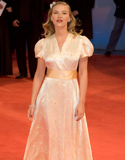 Скарлет Йоханссон (Scarlett Johansson)
