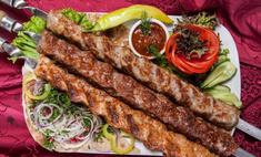 Люля-кебаб: особенности приготовления блюда