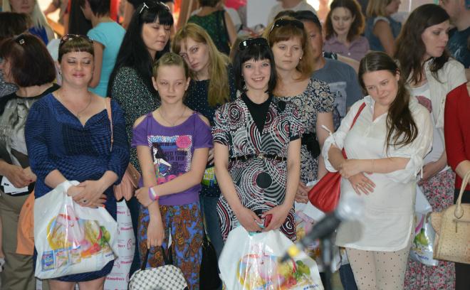 Омск, МамаФест 2015, фестиваль будущих мам