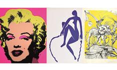 Дали, Пикассо, Уорхол, Шагал: их шедевры – на выставке в Екатеринбурге!