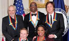 Пол Маккартни и Опра Уинфри получили награды от Барака Обамы