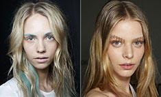 Тренды летнего макияжа 2015: естественность и эксцентричные брови