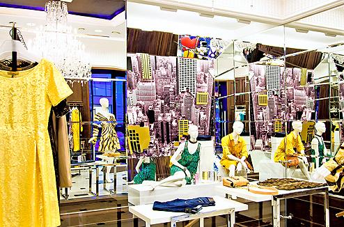 Мультибрендовый бутик женской одежды Trendmix
