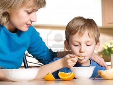 Психологи знают, от чего зависит аппетит ребенка
