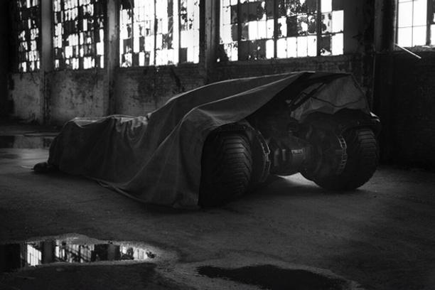 Бен Аффлек в роли Бэтмена: фото