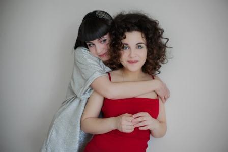 Сестры Шахтарины Голос-3 Поединки