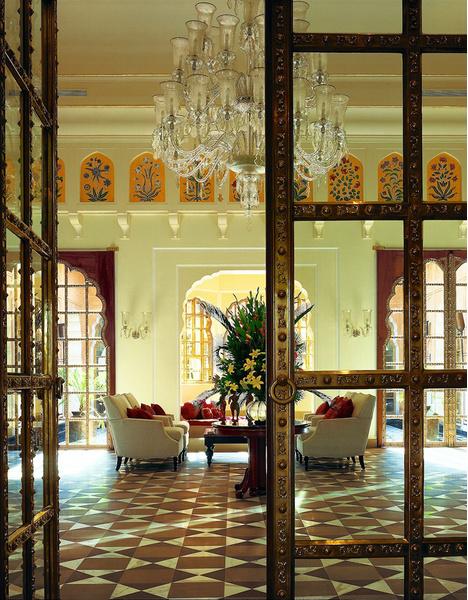 Отель The Oberoi Rajvilas в Джайпуре в Индии Рекомендую посетить! Редкое сочетание элегантности, экзотики и релакса. Goner Road, Jaipur, Rajasthan.