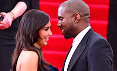 Обнародовано фото свадебного приглашения Ким