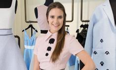 Кира Пластинина начала шить одежду на заказ