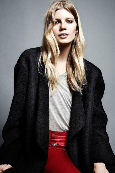 Коллекция Кейт Босуорт для Topshop зима-2014