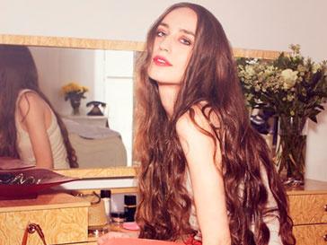 Элизабет Джаггер стала лицом рекламной кампании Wrangler Denim Spa лето-2013