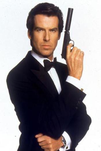 Агент 007 в исполнении Пирса Броснана