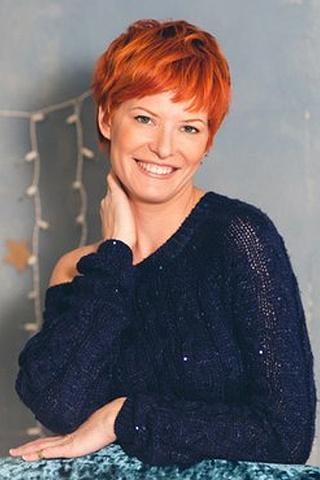 Юлия Шмигельская, визажист-стилист, фото