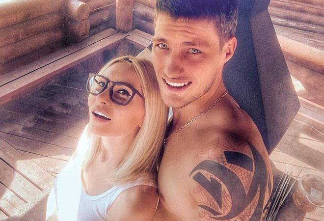 Элина Камирен и Александр Задойнов: фото