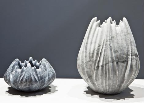Мраморные вазы и столы от Захи Хадид   галерея [1] фото [5]