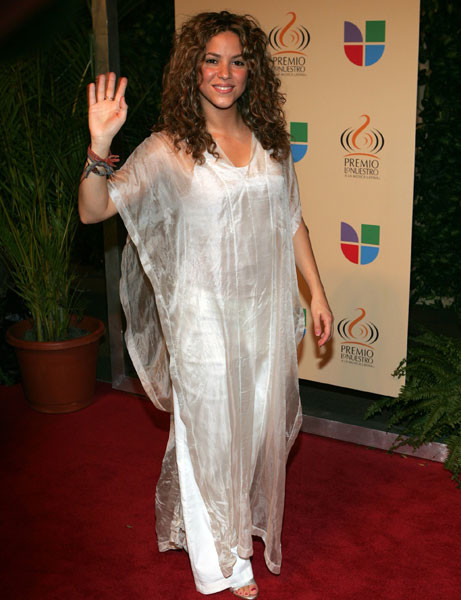 Шакира, 2006 год