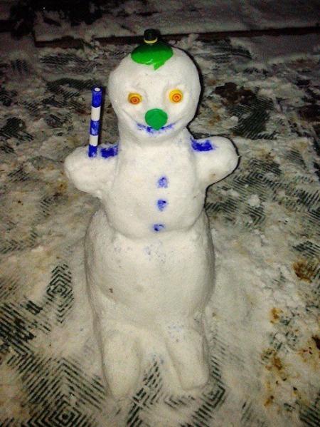 Снеговики в Туле, Instagram Тулы