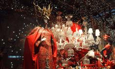 Лучшая новогодняя витрина Пензы – 2015