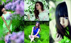 11 прекрасных оренбурженок, которые любят отдохнуть на природе!
