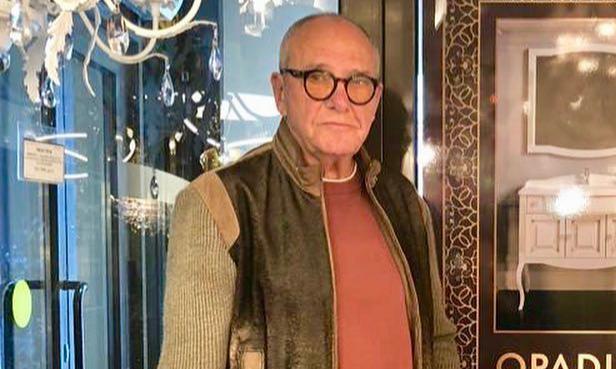 80-летний Виторган показал малышку-дочь