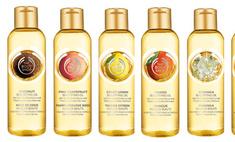 Новинка от The Body Shop – сухое масло для лица, тела и волос