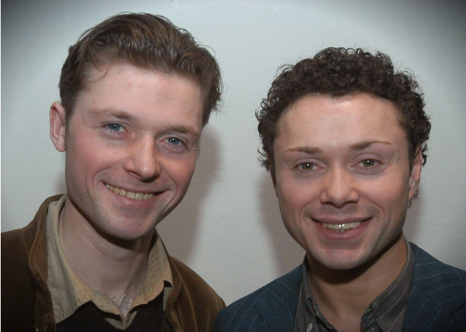 Илья и Андрей Носковы