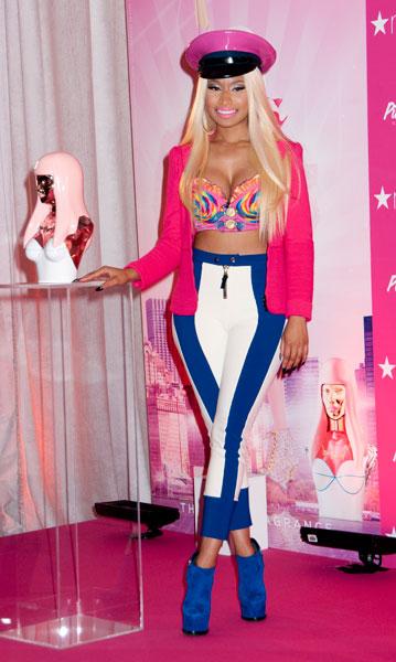 Нікі Мінаж (Nicki Minaj)