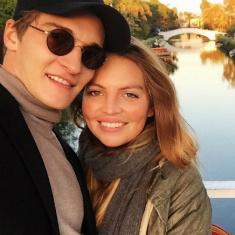 матвей лыков с женой фото