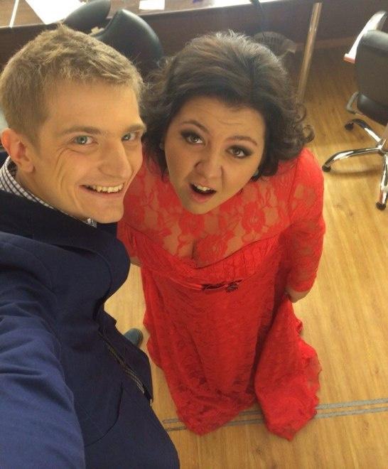 «Боня и Кузьмич» на программе «Давай поженимся!»