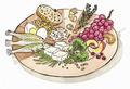 «Антираковая» тарелка