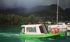 Тина Канделаки: «Прикупила себе яхту. Зелененькую»