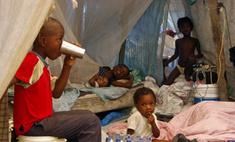 Холера убила 135 человек на Гаити, сотни больных госпитализированы