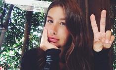 Кети Топурия назвала дочь Оливией