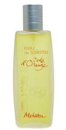 Zeste d'orange Melvita – свежий бодрящий аромат раскрывается нотами испанских апельсинов и деликатным цветочным нюансом. Чтобы ощутить всю привлекательность апельсина, аромат извлечен из кожуры. Восхитительно подлинный запах.
