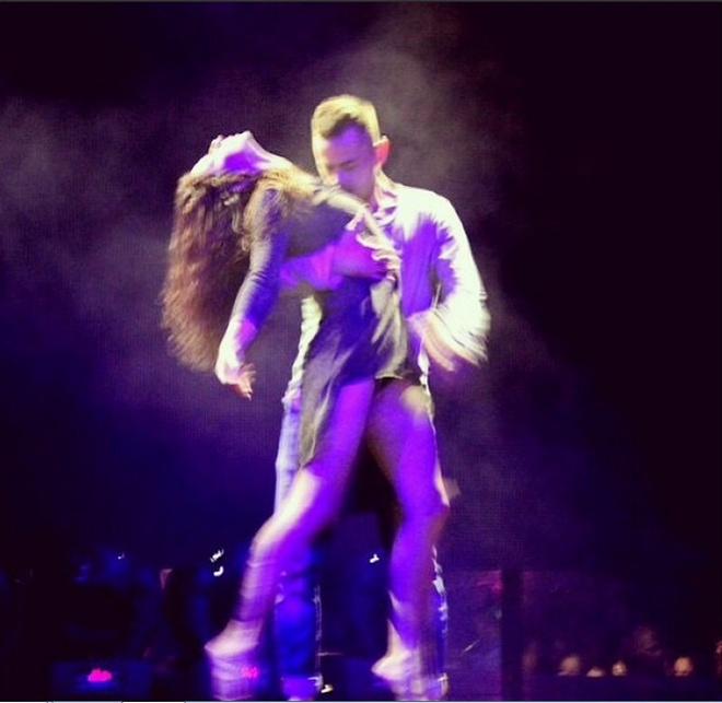 Ильшат и Снежанна участники шоу «Танцы»